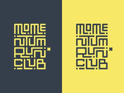 momentum run* club (WIP)