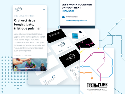 New projects sports design portfolio icons illustration website design website climbing mobile ui diploma branding app design mobile design ui