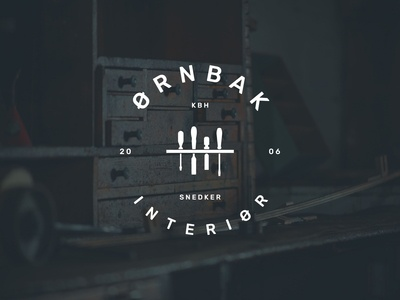 Ørnbak - Logo