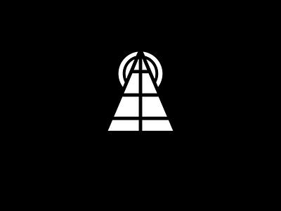 Steam Valley Communications valley steam antenna logo design logo