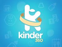 kinder360 Logo