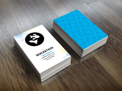 Rocketkoi Business Card