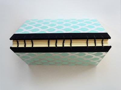 Handmade Book binding journal handmade book book art