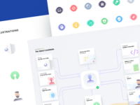 Illustration and UI Kit