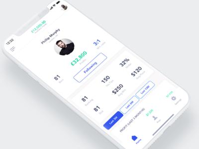 Sports Betting - App