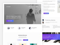Actuame • Job board for creatives