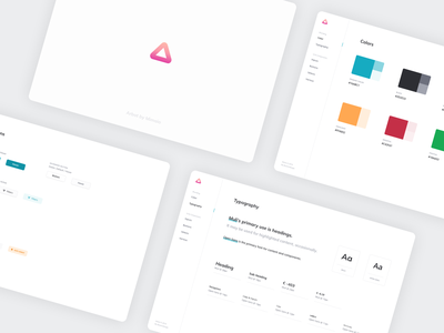 Arbot by Mimaio • Styleguide logo color creative design branding brand style guide style