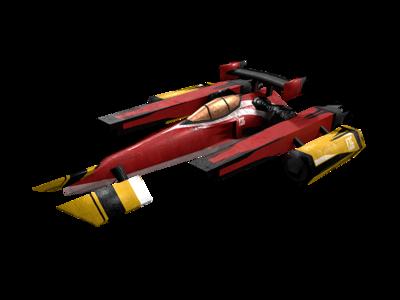 "FTC Ship ""Speedster"""