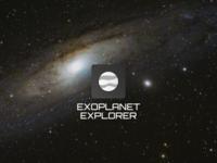 Daily UI #005 - Exoplanet Explorer App Icon