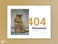 404 - Daily UI #008