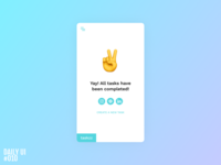 Social Share - Daily UI #010