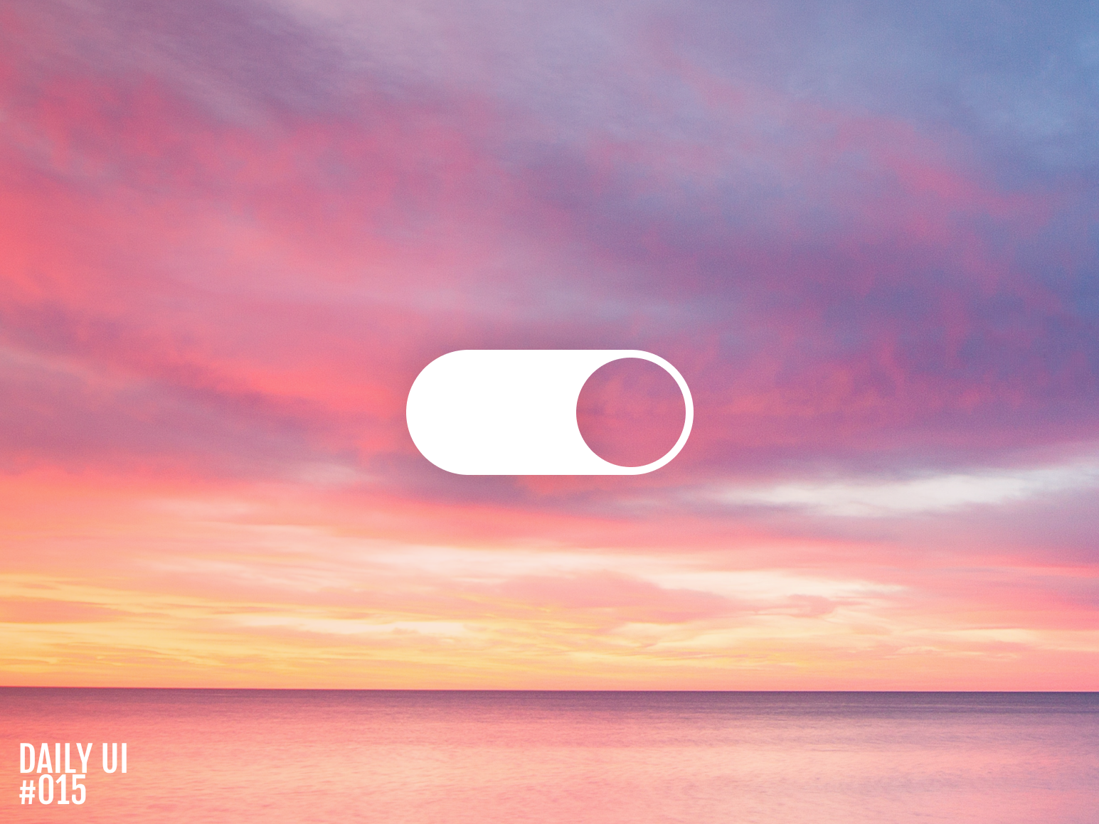 Button - Daily UI #015 design daily ui ux ui sunset button daily ui 001 daily ui 015