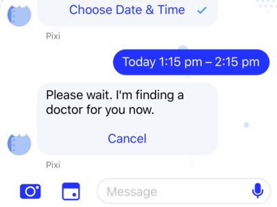MyDoc Messaging UI