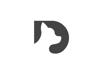 Dog logo symbol logotype illustration identity design doogy simple logo mark dog