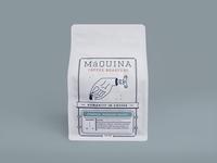 Máquina Coffee Bags