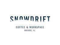 Snowdrift Wordmark