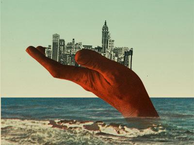 Newts AGAIN collage dystopian novel book