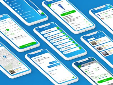 SkinScan mobile app