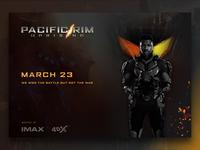 Pacific Rim Uprising - TV Poster