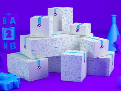 Bambini packaging