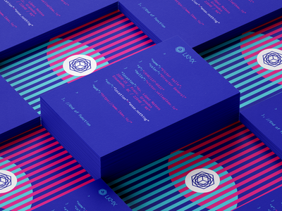 LKMX Business cards