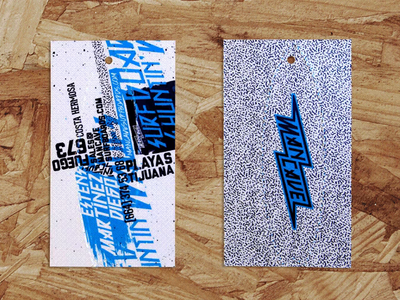 MANCAVE Business Cards