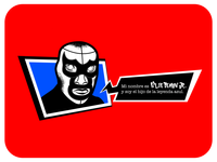Blue Demon Jr.  •  P5 Edition