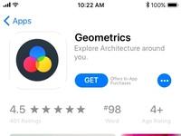 App detailpage