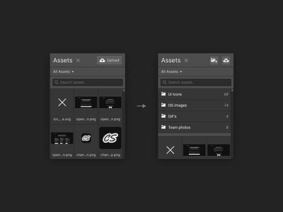 Webflow Assets Redesign web design webdesign webflow
