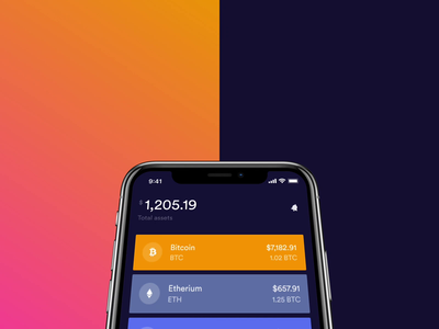 Notification center notification center notification inbox prototype education stories interactiondesign motion wallet crypto wallet ethereum bitcoin eth brd cryptocurrency crypto