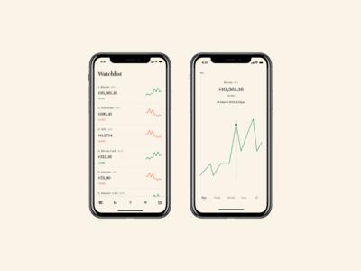 Crypto Wallet | Concept