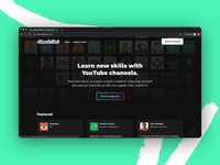 Channels Stack | Live ux ui grid website producthunt product service gallery webflow nocode collection