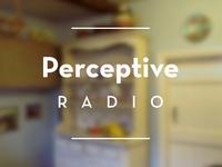 Perceptive Radio Logotype