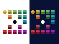 Social website palette