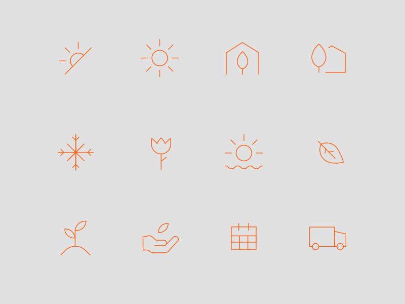 Gardenuity icon set by gen