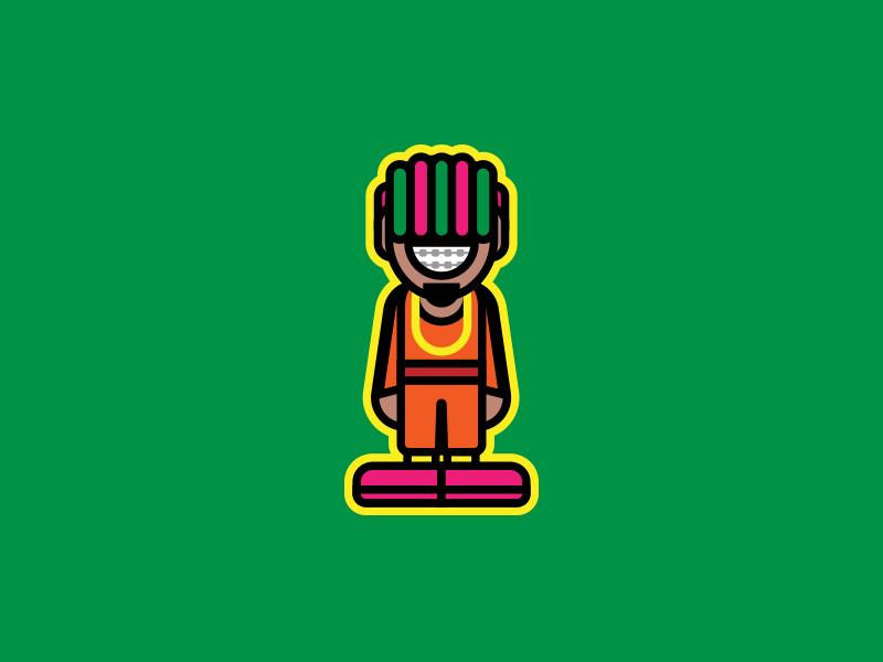 Lil Pump by Jesse Diebolt on Dribbble
