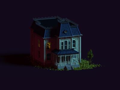 Bates Motel ( Night )