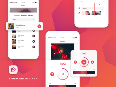 Video Editor | Add Music & Voice-over