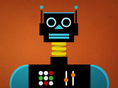 Robot thumbshot
