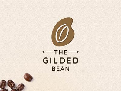 gilded beans logoinspiration design vector logo logodesign identity design branding typography logodesigner graphicdesign