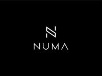 Numa Logo Design