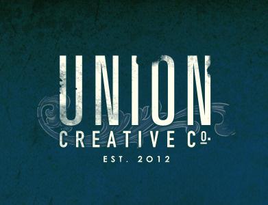 Union Creative Co. Logo logo design company branding identity