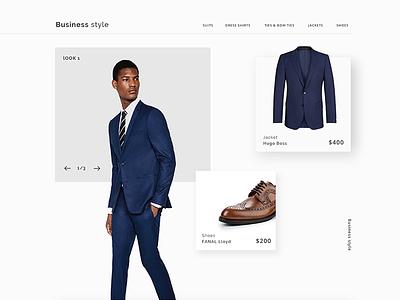 "Fashion UI Kit ""Nice"" style clothes fashion kit ui nice"