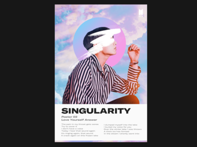 BTS – Singularity