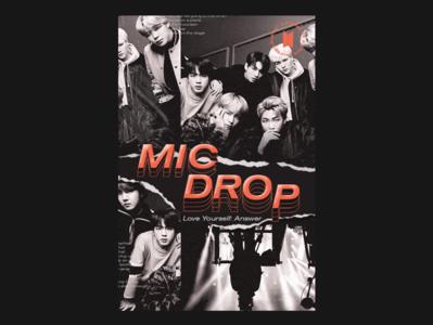 BTS x Mic Drop
