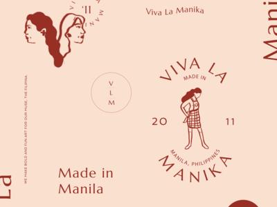 Viva La Manika's Logos & Submarks