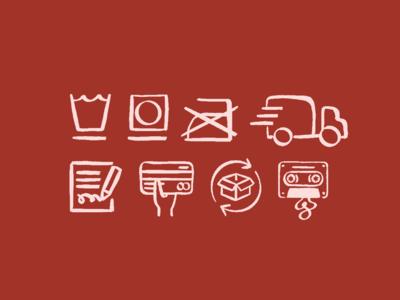Viva La Manika's Illustrated Icons
