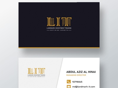 LIT Busines Card