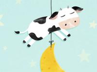 Cow Moon Invite