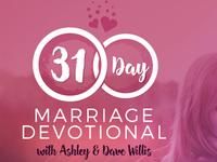 Marriage Devotional Typography